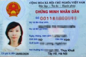 Công dân mang quốc tịch Việt Nam