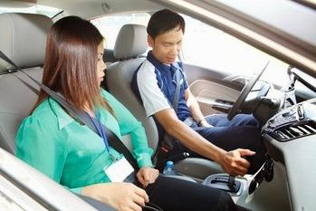 đào tạo lái xe ô tô hạng B2 cấp tốc tại TPHCM 02