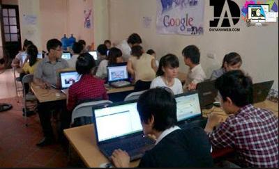 Thực tập sinh Seo Web và Marketing Online