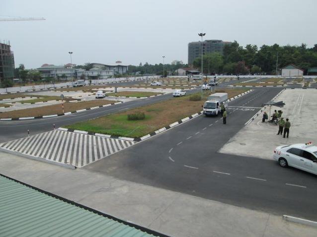 trường học lái xe ô tô uy tín tại HCM