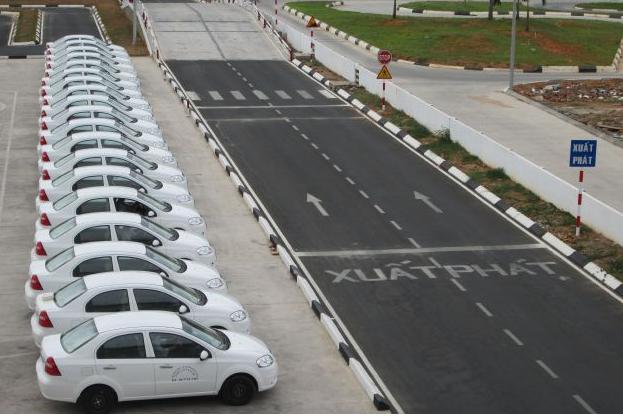 Trường đào tạo lái xe Đại học An Ninh Nhân Dân